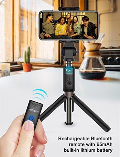 Yoozon Selfie Stick Bluetooth